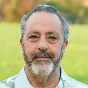 rolmodel volwassen man Isaac Shapiro