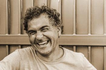 coaching voor lachende mannen